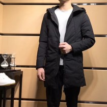 Armani衣服-01 阿瑪尼秋冬保暖高端男士中長款羽絨服外套
