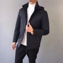 Armani衣服-02 阿瑪尼秋冬官網款百搭登山系列保暖羽絨服外套