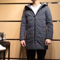 Armani衣服-01-2 阿瑪尼秋冬保暖高端男士中長款羽絨服外套
