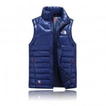 The North Face-04 北面專櫃新款短款修身男士夾克背心羽絨服戶外保暖防寒馬甲外套