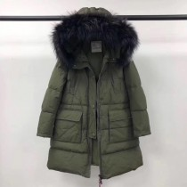 Moncler衣服-026-2 蒙口新款冬季保暖防風羽絨服外套毛領可拆卸