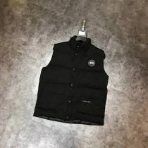 Ganada Goose-05-4 加拿大鵝專櫃新品冬季保暖男士黑色羽絨馬甲