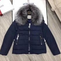 Moncler衣服-023-2 蒙口專櫃爆款定制防水記憶面料水晶狐狸毛領羽絨外套