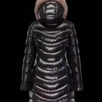 Moncler衣服-025-3 蒙口冬季禦寒新品原單aphia銀狐毛領收腰羽絨服外套