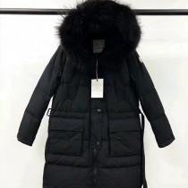 Moncler衣服-026 蒙口新款保暖防風羽絨服外套毛領可拆卸