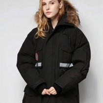 Ganada Goose-08-2 加拿大鵝限量版Liberty Parka情侶款保暖長款羽絨外套
