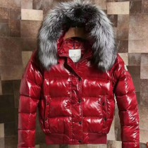 Moncler衣服-041-2 蒙口戶外禦寒神器保暖短款大毛領羽皇羽絨服外套