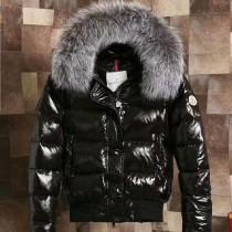 Moncler衣服-041 蒙口戶外禦寒神器保暖短款大毛領羽皇羽絨服外套