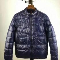 Moncler衣服-045-2 蒙口時尚冬季保暖輕薄款修身男士羽絨外套