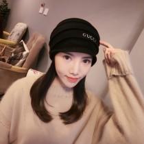 GUCCI帽子-01-2 古馳歐美新款百搭頂級羊絨套頭帽