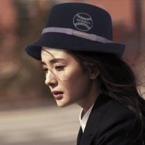 HERMES帽子-04-3 愛馬仕秋冬女士明星追捧款丹麥進口呢絨禮帽