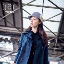 CHANEL帽子-04 香奈兒專櫃同款獨特設計保暖必備高級羊絨軍帽