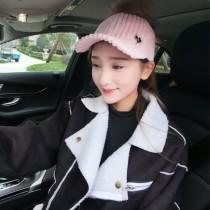CHANEL帽子-07 香奈兒專櫃同步銷售休閒女式原版狐狸毛球棒球帽