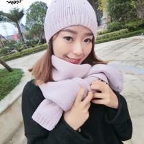CHANEL帽子-08-2 香奈兒專櫃同款潮流羊毛針織帽子圍巾套裝