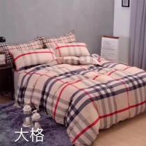 BERBURRY被子-03 巴寶莉秋冬新品保暖進口蠶絲被床上四件套
