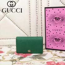 GUCCI 499782-2 古馳早春系列標誌性古銅鏈條小包