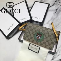 GUCCI 499385-1 古馳新款小萌物斜背小包