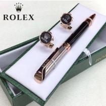 ROLEX 袖釦-03 勞力士男士商務袖釦   送原裝盒