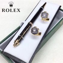 ROLEX 袖釦-04 勞力士男士商務袖釦   送原裝盒