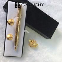 GIVENCHY 袖釦-011 紀梵希男士商務袖釦   送原裝盒