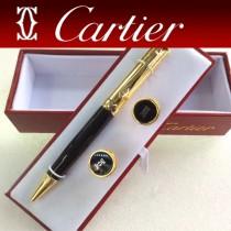 CARTIER袖釦-019 卡地亞男士商務袖釦   送原裝盒