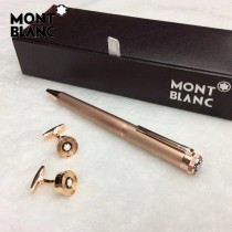 MONTBLANC袖釦-012 萬寶龍男士商務袖釦另送原裝盒