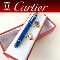CARTIER袖釦-020 卡地亞男士商務袖釦   送原裝盒