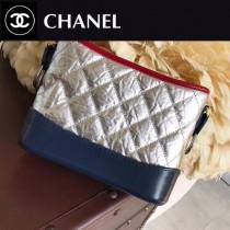 CHANEL 01145-4 早春走秀款新色Gabrielle原版小牛皮小號流浪包