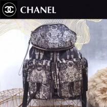 CHANEL 01152 早春秀場款宇航員系列原單高科技輕質材料超實用雙肩包書包