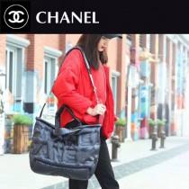 CHANEL 01136 香奈兒CoCo太空系列超級軟羽绒包時尚新款百搭肩包手提包