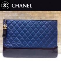 CHANEL 84288-3 香奈兒新款原Gabrielle系列經典時尚胎牛皮流浪包手包