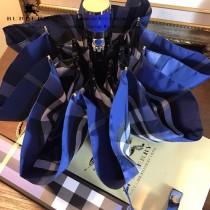Burberry雨傘-03 巴寶莉最新款原單品質經典格子花邊全自動折疊晴雨傘