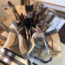 Burberry雨傘-05 巴寶莉最新款原單品質經典格子花邊全自動折疊晴雨傘