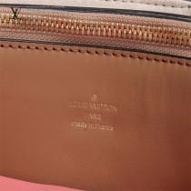 LV-M44255 路易威登新款時尚原版皮Millefeuille手袋經典與現代巧妙融合的典範女包