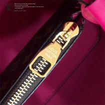 LV-M43570 路易威登新款时尚經典玫红色NEONOE手袋新潮水桶包 可斜跨