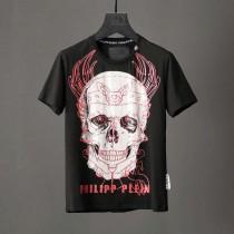 普萊茵Philipp Plein男士新款短袖