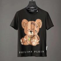 普萊茵Philipp Plein 男士新款短袖