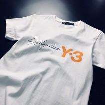 【山本耀司 X Y-3 聯名T-shirt】