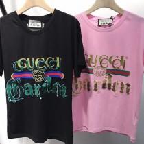 GUCC1古馳18春夏刺繡T恤獨家首發