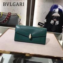 Bvlgari原單-281815-01 寶格麗原單時尚新款外出百搭進口胎牛皮鏈條包
