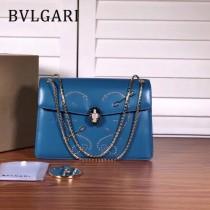 Bvlgari原單-285887 寶格麗原單時尚新品愛神之箭系列大號雙層包包
