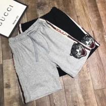 GUCC*2018年夏季新款短褲五分褲