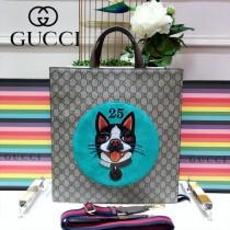 GUCCI-450950-01  古馳時尚新款經典原版皮寵物系列手提肩背包 男女通用