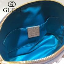 GUCCI-499621  古馳2018時尚潮流新款經典蔡依林同款原版皮贝壳包