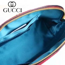 GUCCI-499621-06  古馳2018時尚潮流新款經典蔡依林同款原版皮贝壳包