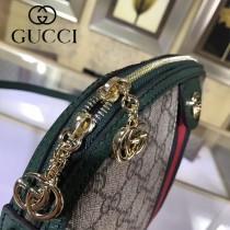 GUCCI-499621-08  古馳2018時尚潮流新款經典蔡依林同款原版皮贝壳包