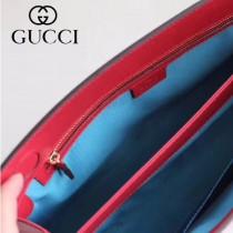GUCCI-503876-01  古馳2018時尚潮流新款Ophidia系列原版皮大號斜背包