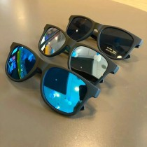 彩膜v@ns磨砂復古太陽眼鏡墨鏡!情侶款三色入