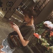 GUCCI-517076 古馳新款時尚全新Ophidia系列浪漫复古文艺风腰包 胸包