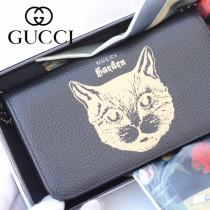 GUCCI-521552-02 古馳新款時尚新款寵物圖案系列全皮相機包 手包